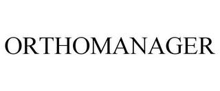 ORTHOMANAGER trademark
