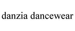 DANZIA DANCEWEAR trademark