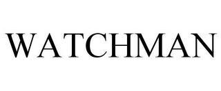 WATCHMAN trademark