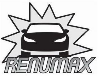 RENUMAX trademark