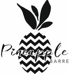 PINEAPPLE BARRE trademark