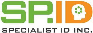 SP.ID SPECIALIST ID INC. trademark