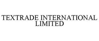 TEXTRADE INTERNATIONAL LIMITED trademark