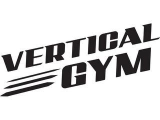 VERTICAL GYM trademark