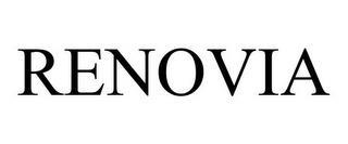RENOVIA trademark