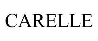 CARELLE trademark