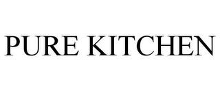 PURE KITCHEN trademark