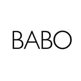 BABO trademark