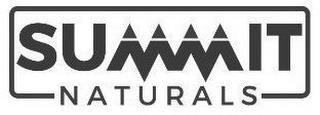 SUMMIT NATURALS trademark