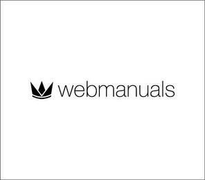 WEBMANUALS trademark
