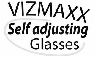 VIZMAXX SELF ADJUSTING GLASSES trademark