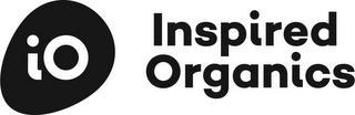 IO INSPIRED ORGANICS trademark