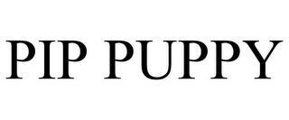 PIP PUPPY trademark