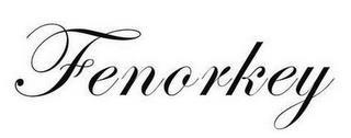 FENORKEY trademark