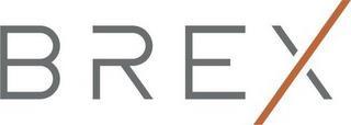 BREX trademark
