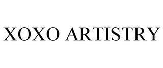 XOXO ARTISTRY trademark