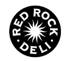 RED ROCK DELI trademark