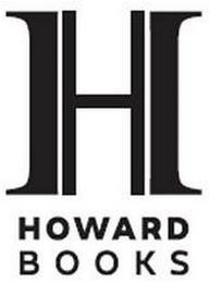 H HOWARD BOOKS trademark