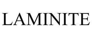 LAMINITE trademark