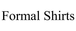 FORMAL SHIRTS trademark