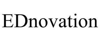 EDNOVATION trademark