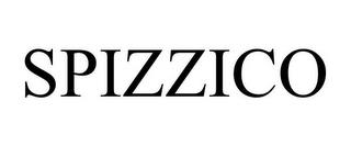 SPIZZICO trademark