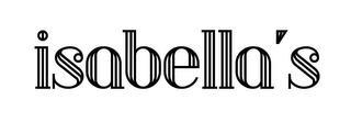ISABELLA'S trademark