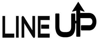LINE UP trademark