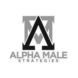 AM ALPHA MALE STRATEGIES trademark