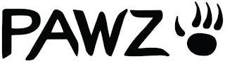 PAWZ trademark