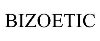 BIZOETIC trademark