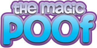 THE MAGIC POOF trademark