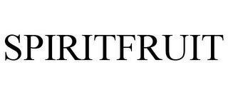 SPIRITFRUIT trademark