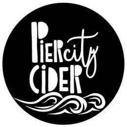 PIER CITY CIDER trademark