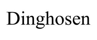 DINGHOSEN trademark