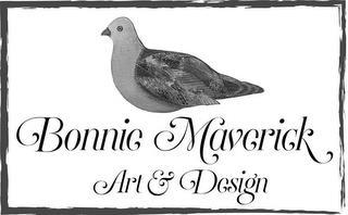 BONNIE MAVERICK ART & DESIGN trademark