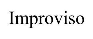 IMPROVISO trademark