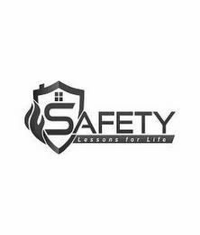 SAFETY LESSONS FOR LIFE trademark