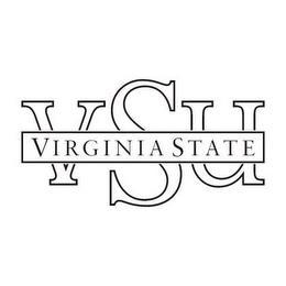 VSU VIRGINIA STATE trademark