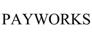 PAYWORKS trademark