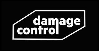 DAMAGE CONTROL trademark