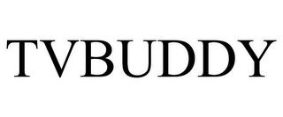 TVBUDDY trademark