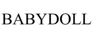 BABYDOLL trademark