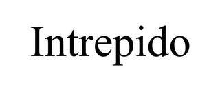 INTREPIDO trademark