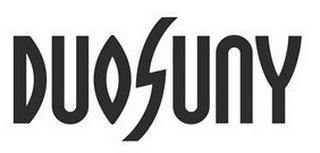 DUOSUNY trademark
