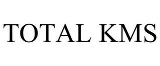 TOTAL KMS trademark