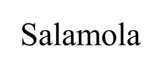 SALAMOLA trademark