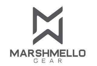 MARSHMELLO GEAR M M trademark