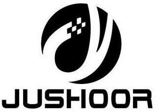 JUSHOOR trademark
