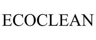 ECOCLEAN trademark